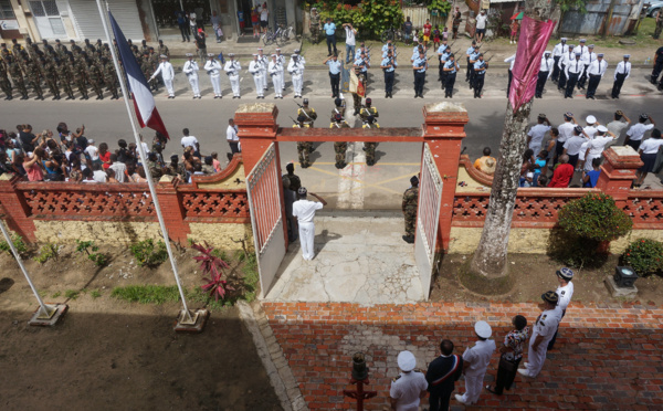 Retour en images sur les cérémonies du 14 juillet