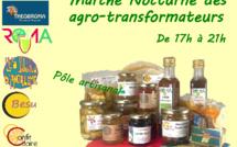 Le jeudi 01 mars ne ratez pas le marché nocturne des agro-transformateurs