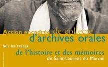 Formation : Action encadrée de collecte d'archives orales