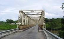 Réparation du pont de saut sabbat pour réouverture à tous les véhicules le 22 novembre