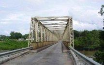 Retard dans la réparation du pont de Saut-Sabbat - réouverture à tous les véhicules entre le 16 et le 24 décembre 2010.