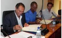 Signature du Contrat Local de Sécurité (CLS) de la ville