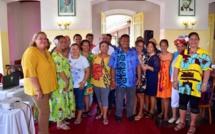[Congrès de l'ACCD'OM] : Madame le maire, présidente de l'ACCD'OM, ouvre le 27ème congrès de l'ACCD'OM