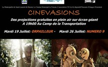 Cinévasion au Camp de la Transportation
