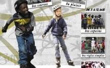 Le Kid's roller au Slm Skate Park durant les vacances