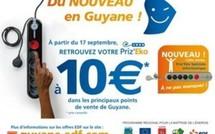 La Priz'Eko de nouveau en Guyane à partir du samedi 17 septembre et jusqu'à épuisement des stocks !
