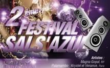 2ème édition du FESTIVAL SALS'AZUL.