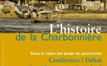 """Conférence du Jeudi du Patrimoine sur le théme :""""L'histoire de la Charbonnière"""", le 22 Mars 2012."""