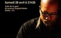 Concert de Kaseko-Jazz présenté par le trio : Denis LAPASSION, Patrick PLENET, Eric VALERIUS ce samedi 28 avril 2012.