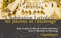 """Conférence de Monsieur Yannick LEROUX, ce mercredi 23 Mai 2012 sur la thèmatique : L'habitation Loyola, les jésuites et l'esclavage"""""""