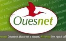Ouesnet informe sur ses difficultés à assurer le ramassage des ordures.
