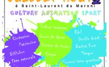 Mes vacances juillet/août 2012 à Saint-Laurent du Maroni