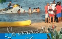 Le programme des vacances juillet/aout 2012 à Mana