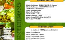 Kermesse de Mana les 13 et 14 juillet prochain