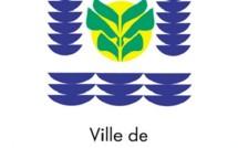 Mise à disposition de sables pour les fêtes de Toussaint au cimetière de la ville de Saint-Laurent du Maroni.