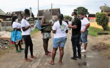 [#Prévention] : la commune poursuit la distribution de masques et la sensibilisation aux gestes barrières dans les quartiers