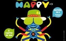 Akufen présente Bee Happy 3 à Saint-Laurent du Maroni, le samedi 17 novembre 2012.