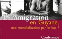 """Conférence des jeudis du Patrimoine : """"L'immigration en Guyane, une mondialisation par le bas?"""" animée par Frédéric PIANTONI."""