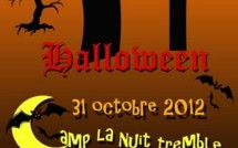 Camp la nuit tremble
