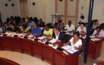Ordre du jour du Conseil Municipal du Lundi 05 novembre 2012