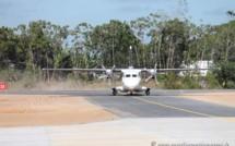 Inauguration de la nouvelle piste de l'aérodrome de la ville