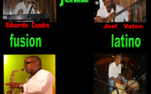 Concert intercativ' à Cayenne : Jazz Fusion Latino