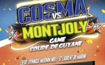 Coupe de Guyane de basket : Cosma vs Montjoly