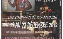 Le Cosma Boxing Club organise un stage de boxe thaïlandaise