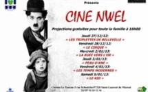 La Mairie de Saint-Laurent du Maroni vous offre le Ciné Nwèl au Toucan