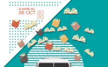 #Lecture : Le bibliobus reprend ses rotations dans les quartiers de #SaintLaurentduMaroni à partir du lundi 26 octobre