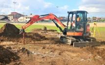 #Sports: Début des travaux de rénovation du stade B