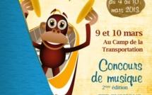 """L'École de Musique vous présente le festival """"Les Pirogues Musicales""""."""