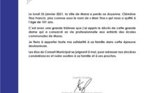 #Condoléances : Hommage à Clémène Tina Francis, doyenne de Mana