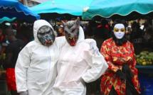 #Vivons le carnaval autrement à Saint-Laurent du Maroni
