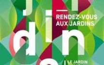 Rendez-vous aux jardins du 31 mai au 2 juin prochain