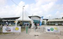 """#FÊTE LE MUR : Retour sur le lancement de """"Fête le Mur"""" à Saint-Laurent du Maroni"""