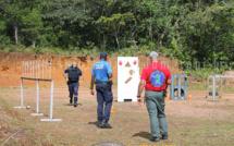 Journée de coopération francosurinamaise des forces de l'ordre