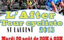 L'After Tour Cycliste 2013 de la Fine Bouche