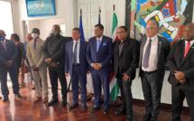 #Coopération : Signature de la déclaration conjointe sur la gestion commune du fleuve Maroni