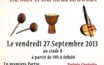 Concert de l'orchestre national Kanaga de Mopti du Mali, ce vendredi 27 septembre