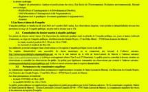 #PLU : Avis de prolongation d'enquête publique