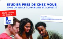 #campusconnecte 🎓Vous souhaitez étudier et obtenir un diplôme post-bac depuis Saint-Laurent du Maroni ?