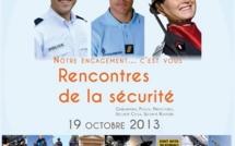Journée de la Sécurité intérieure, samedi 19 octobre 2013