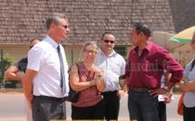 Visite du Préfet de Guyane dans le cadre de l'ANRU