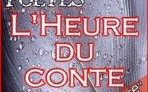 Mercredi 12 mars : L'Heure du conte, spécial langues